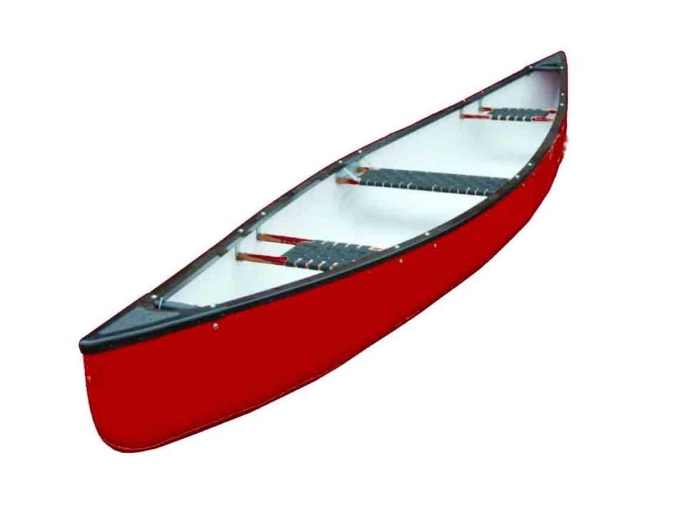 18539 Ultralight Kevlar Canoe 3 Seats Voyageur Quest