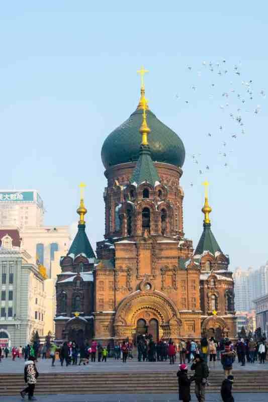harbin cathédrale sainte sophie