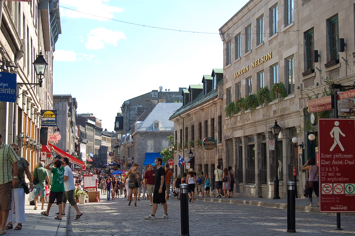 Old Montreal Montreal Canada Top 5 Things To Do First Time Visitor