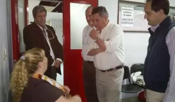 El Frente Cambiemos presentó su programa de Salud en Concordia