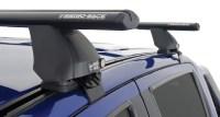 #JA2533 - Vortex 2500 Black 2 Bar Roof Rack | Rhino-Rack