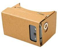 Magic Cardboard Virtual Reality Brille fr kleine Smartphones