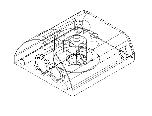 fram fuel filter housing