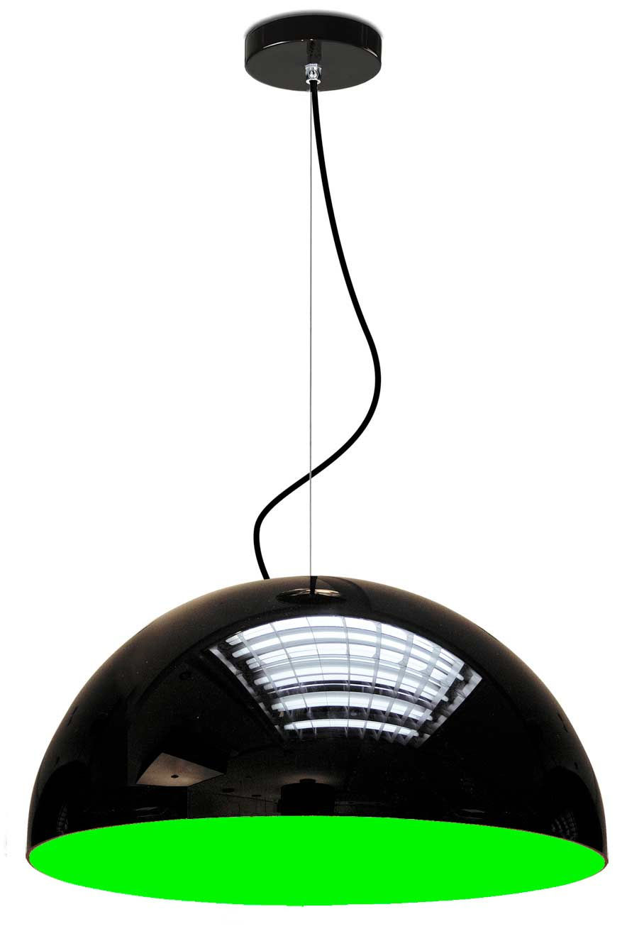 Soldes Suspension Luminaire Suspension Verte