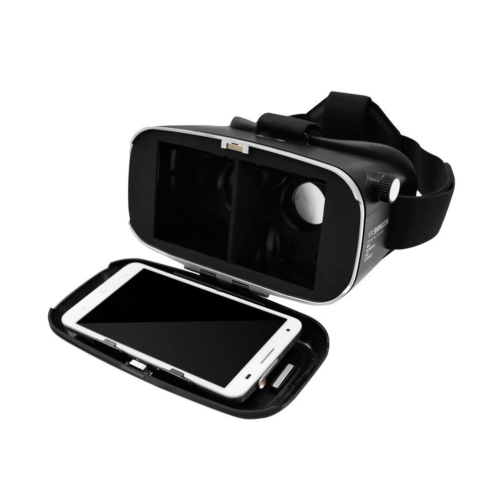 Mogoo 3D VR Headset Glasses