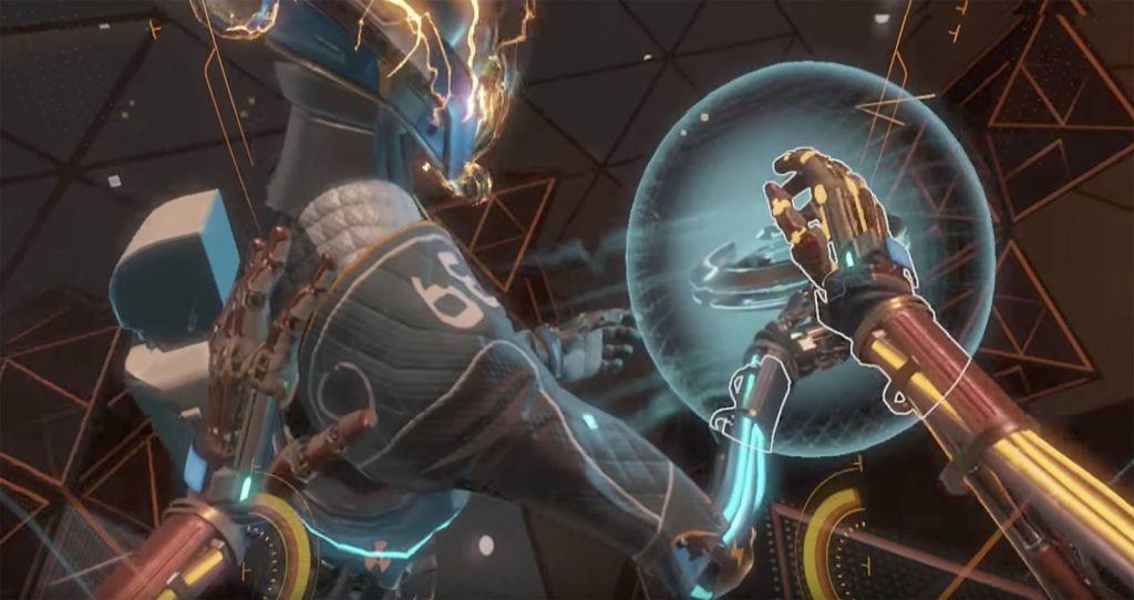 Echo Arena Beginner's Guide Tips Tricks Tactics Punch Disable
