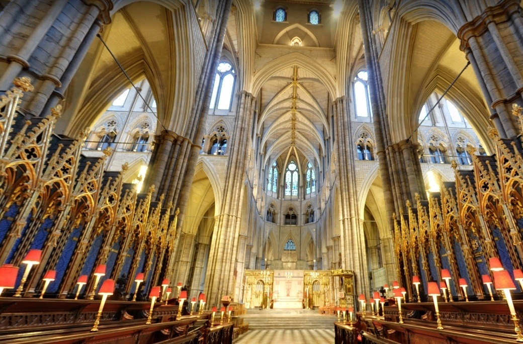 Westminster Abbey VR Feed