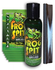 Frog Spit anti fog Spray