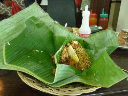 Ontbijt in Denpasar (Bali)