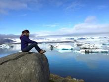gletsjermeer IJsland