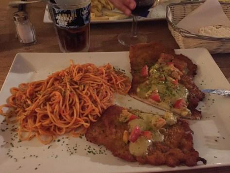 beste schnitzel van Hamburg
