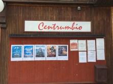 En natuurlijk: de lokale bioscoop