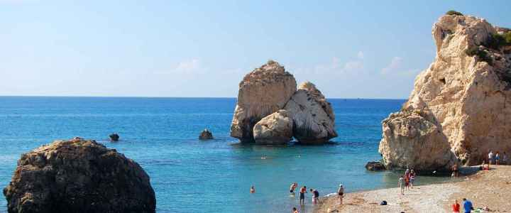 Cipru, o altfel de Grecie – Coral Bay si Stancile Afroditei