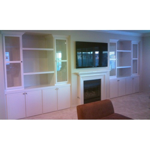 Medium Crop Of Built In Cabinets
