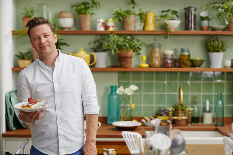 Jamie Oliver Jumbo
