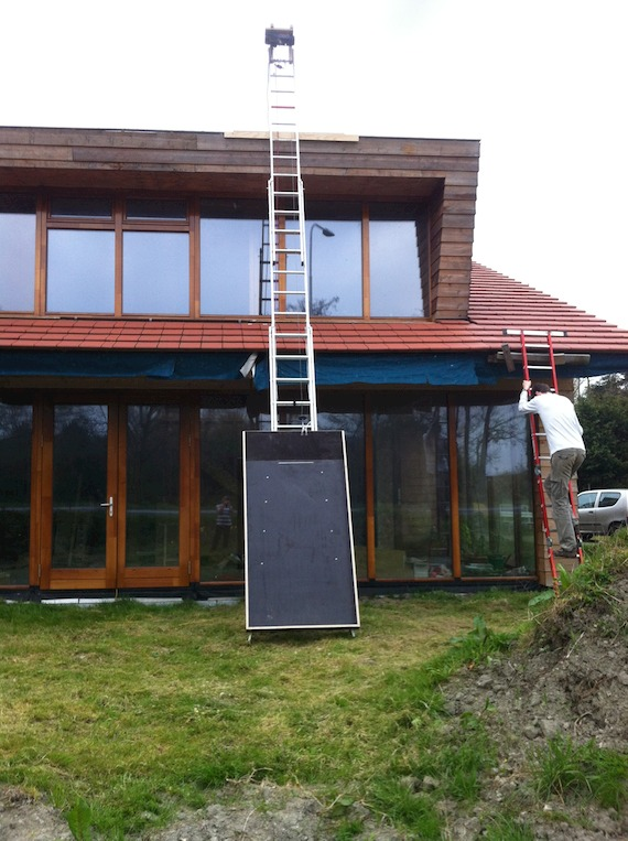 Ladder Ophangsysteem Diy Bouwlift 2.0 » Vrijhuis Blog