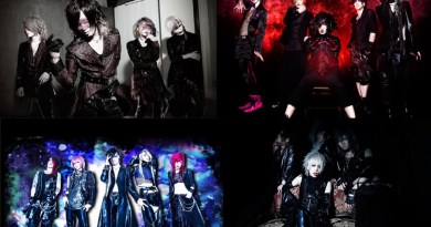 <Nihilizm、Fixer、 THE BLACK SWAN、ヴァリル Official Website>