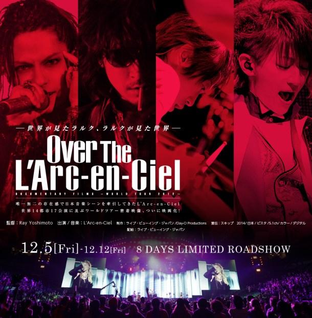 <Source:L'arc~en~Ciel Official Website>