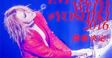 EVENING WITH YOSHIKI 2016