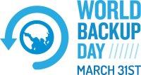 World Backup Day, maak een kopie van al je digitale bestanden