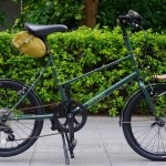 BRUNO 2016 / Mixte Flate BLACK EDITION V.Green + Basket