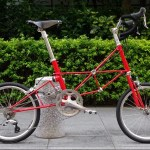 "ALEX MOULTON / TEST RIDE ""Jubilee Sportive"" 試乗車"