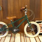 "CRAZY SHEEP / KIDS BIKE ""Merino"" X'mas限定カラー&新色"