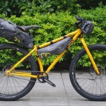 APIDURA / DRY PACK 17L FRAME BAG Midium