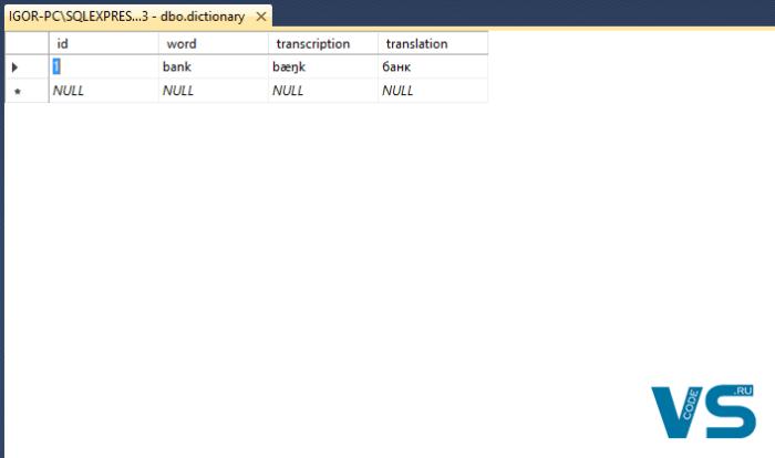 MSSQL и UTF