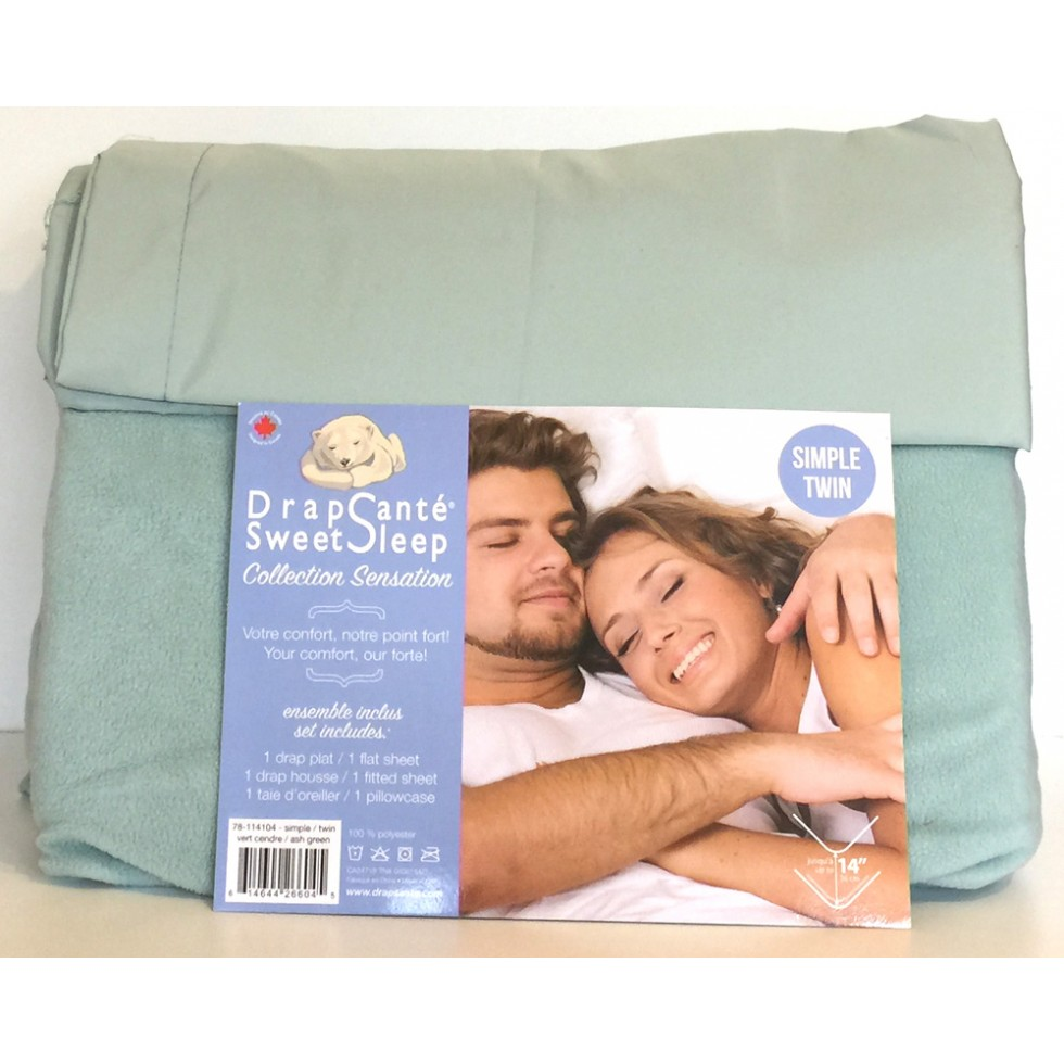 Fitted Sheet Canada Healthy Bedding Set Made In Canada Sensation Collection