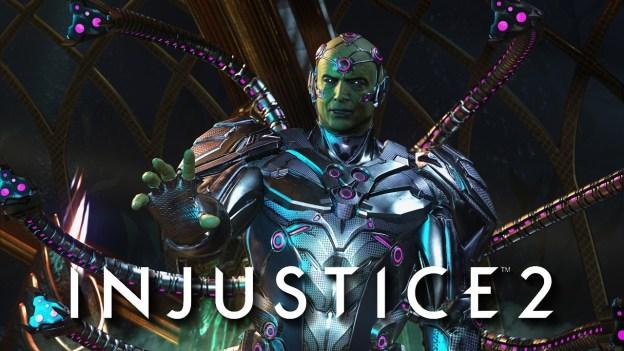 Injustice 2 trailer