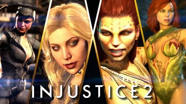 injusticeGIRLs