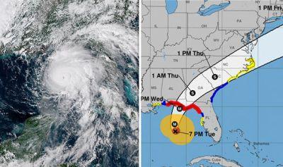 Hurricane Michael storms through Valdosta - The Spectator