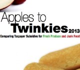 20 Twinkies a day in junk-food commodity subsidies, study claims
