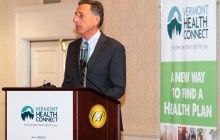 Peter Shumlin, Vermont Health Connect