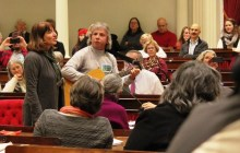Supporters of GMO labeling law fill House chamber