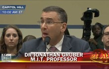 Gruber apologizes on Capitol Hill