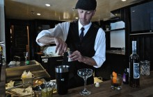 In This State: Don Horrigan creates magic with spirits and syrups