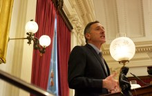 Watch Gov. Shumlin's 2016 Budget Address