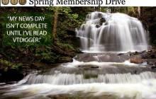 Spring Membership Drive Update: $12,214 Raised!