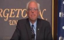 Sanders explains 'What democratic socialism means to me'