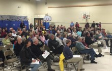 Residents express frustration with new airport noise maps
