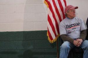Bernie Sanders supporter