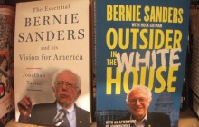 Sanders' popularity boosts book sales along with poll numbers
