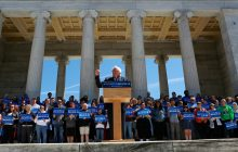 Sanders loses four states