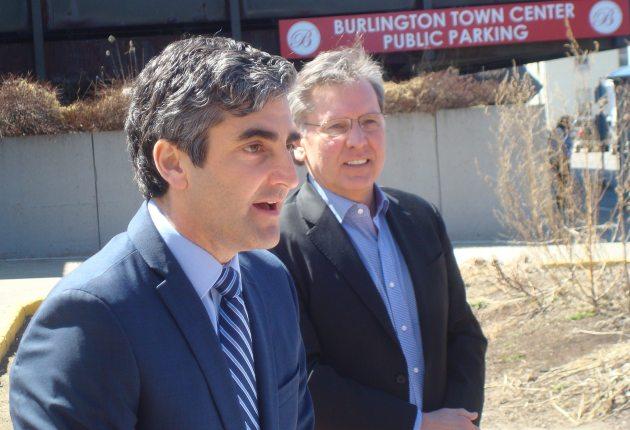 Burlington mayor seeks citywide vote on downtown height limits