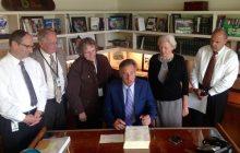 Shumlin signs into law 117 bills