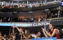 Clinton indicts Trump, appeals to Sanderistas