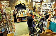 Looking back on 40 years at the Northshire Bookstore