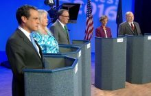 Dems resort to scrappy tactics in Vermont PBS debate
